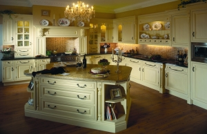 shaker country kitchens