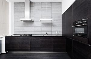 black matt kitchens