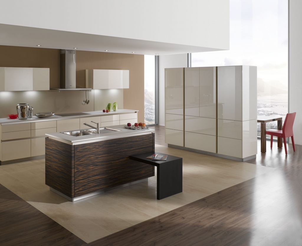 Contemporary kitchens for Kitchen units