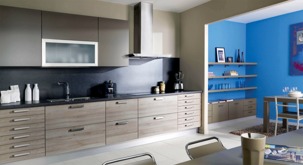 Contemporary kitchens for Modern kitchen company