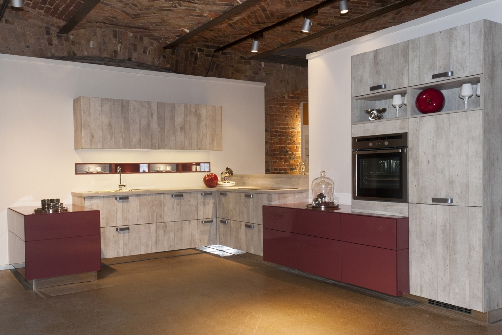 Beautiful Bauformat Kitchen Gallery