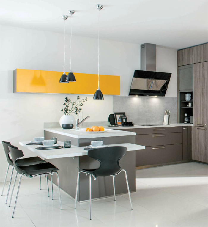 Designer German Kitchens Bauformat Kitchens Premium