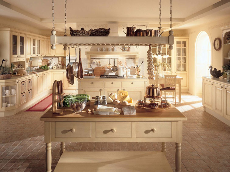 How to style up the ultimate country kitchen for Country style kitchen uk