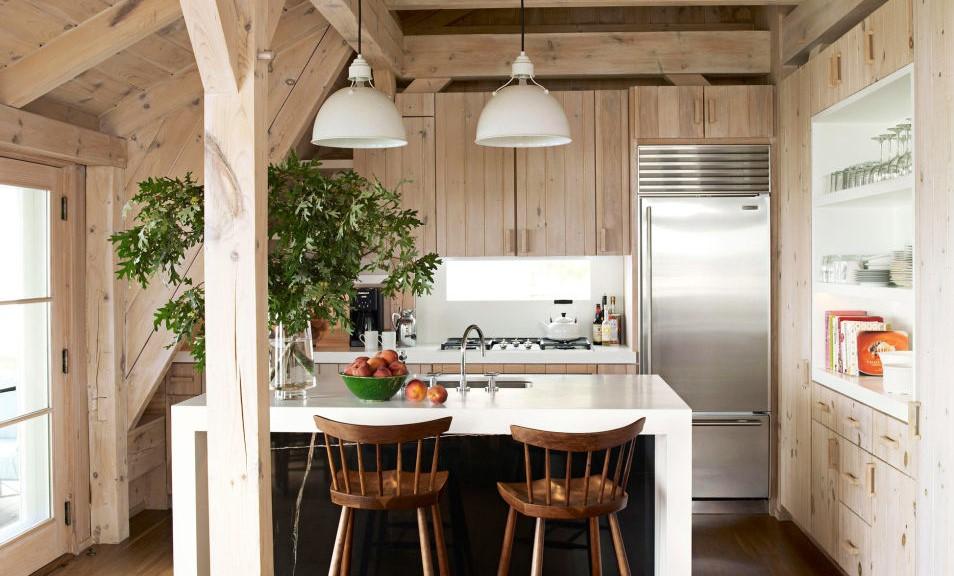 15 kitchen design ideas for Modern country kitchen cabinets