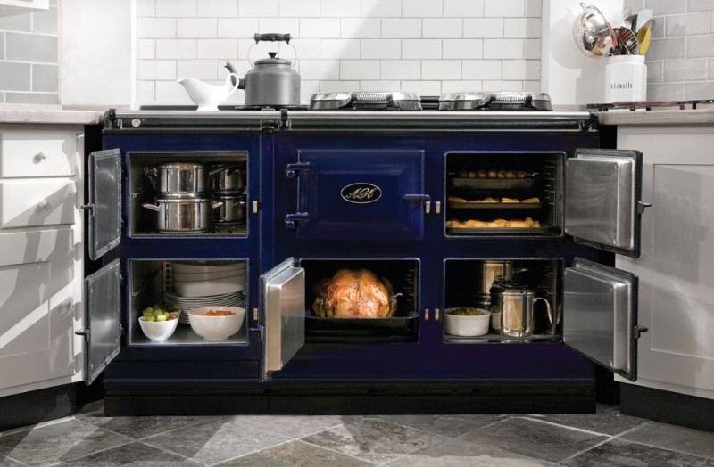Aga kitchen appliances designer kitchens for Luxury oven