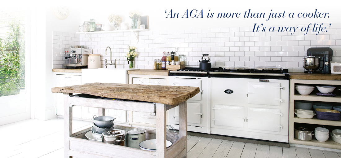 Aga Kitchen Appliances Designer Kitchens