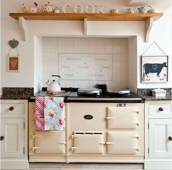 AGA Kitchen Appliances