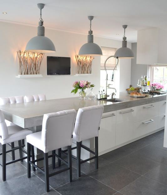 Kitchen Pendant Lights Uk: 10 Exceptional Lighting Ideas For Your Kitchen Space