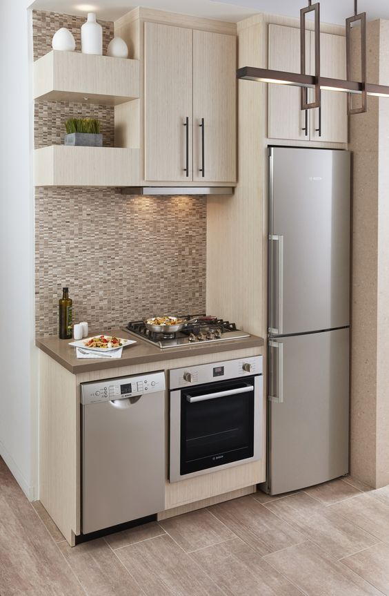 Efficient Micro Kitchens For Small Spaces