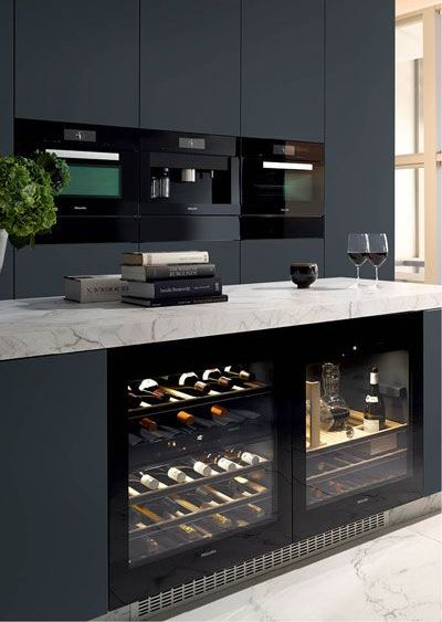 Key Elements To Achieving A Modern Kitchen
