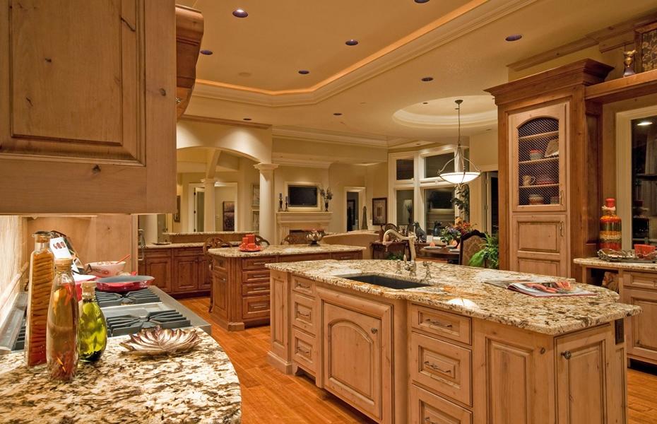 Oak Kitchen Designs | Designer Kitchens