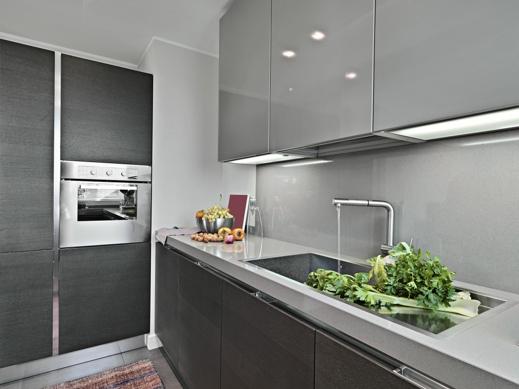 Marvelous Grey Kitchens