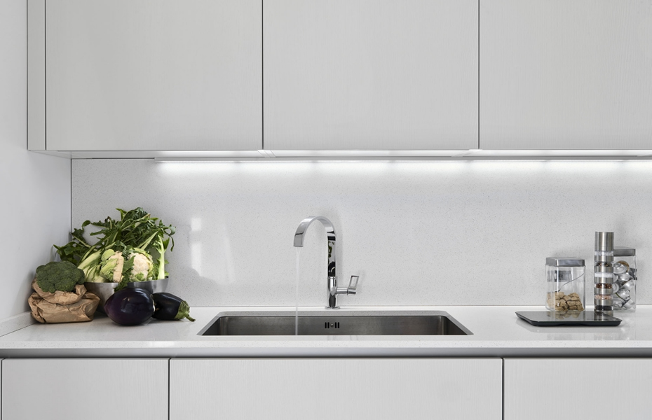 fitted kitchens for small kitchens. Small White Kitchen Fitted Kitchens For