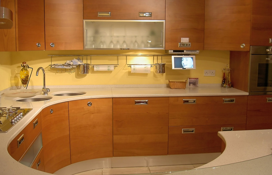 veneer kitchens | designer kitchens