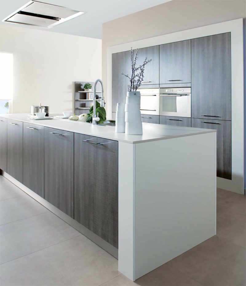 Grey And White Kitchens: The Perfect Kitchen In Radlett