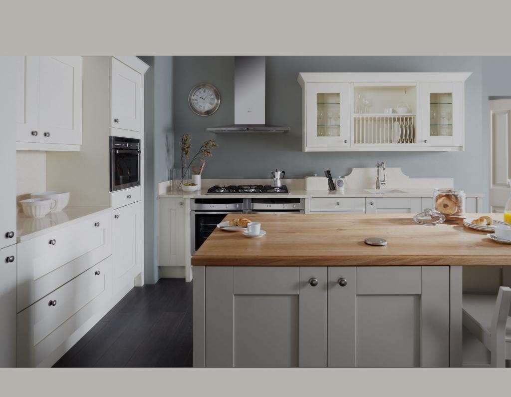 Daval Portland Kitchen | Designer Kitchens