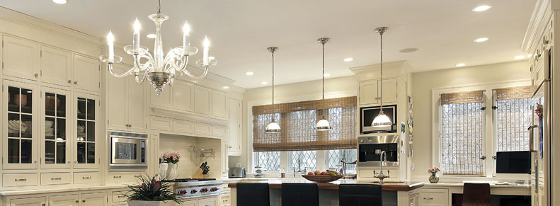Great Ways For Lighting A Kitchen: Ways To Maximise Kitchen Lighting
