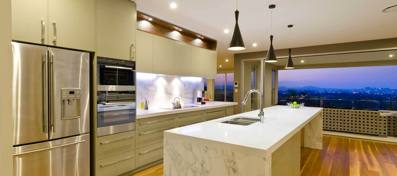 How to effectively plan your new kitchen designer kitchens - Images of kitchens ...