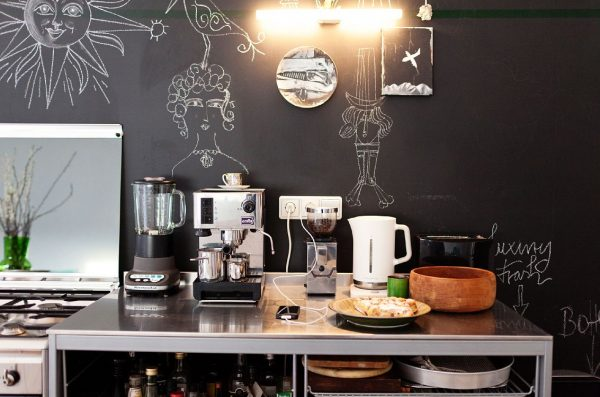 Chalkboard Paint Ideas For Your Kitchen