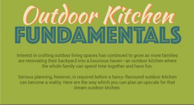Outdoor Kitchen Fundamentals