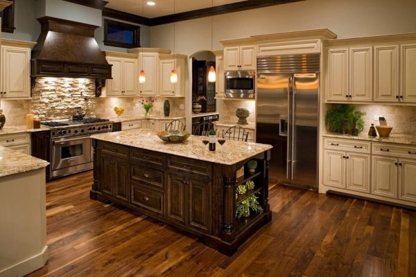 Luxury Kitchens How To Hide Seams In Natural Stone