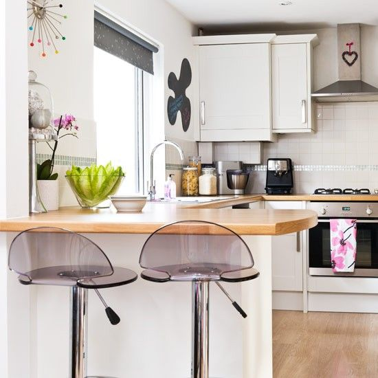 6 Contemporary Kitchen Designs For Small Spaces| Designer ...
