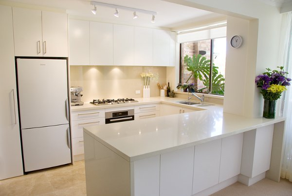 View Larger Image Contemporary Kitchen Designs For Small Spaces