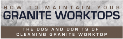How to maintain granite worktops quality