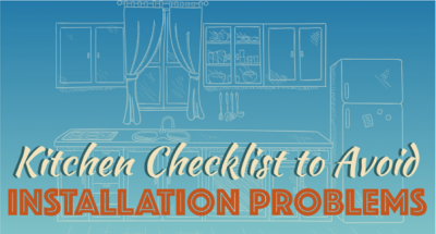 Kitchen installation tips