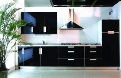 high gloss kitchen cabinet the minimalist