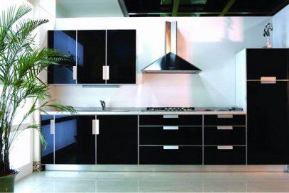 high gloss kitchen cabinet the minimalist