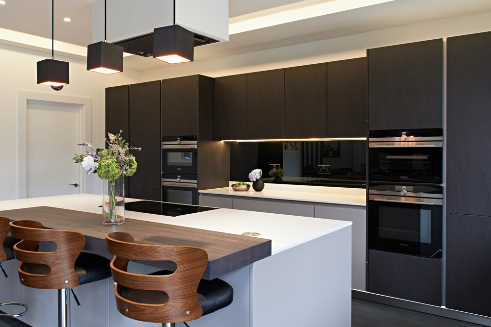 pros cons of matt kitchen cabinets and worktops