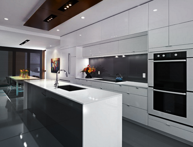 Matt Kitchens: Designer Kitchen